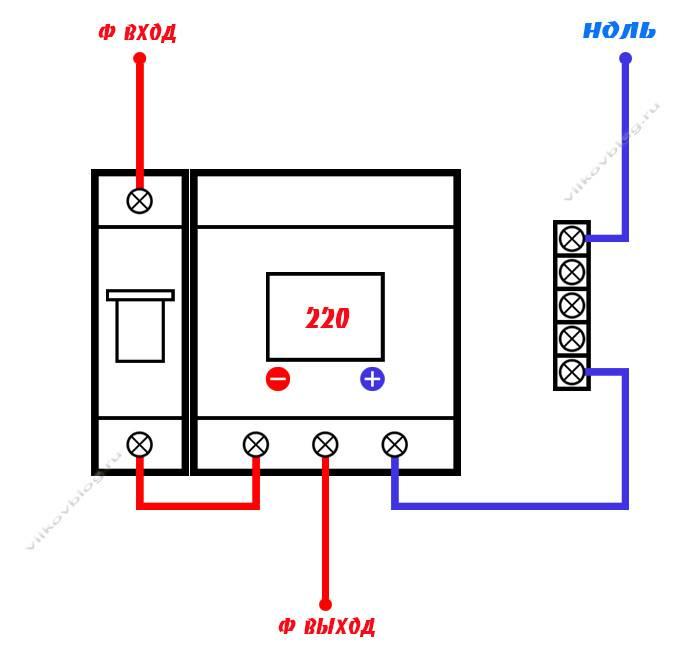 Как правильно подключить стабилизатор напряжения - 5 ошибок. схема подключения в частном доме.