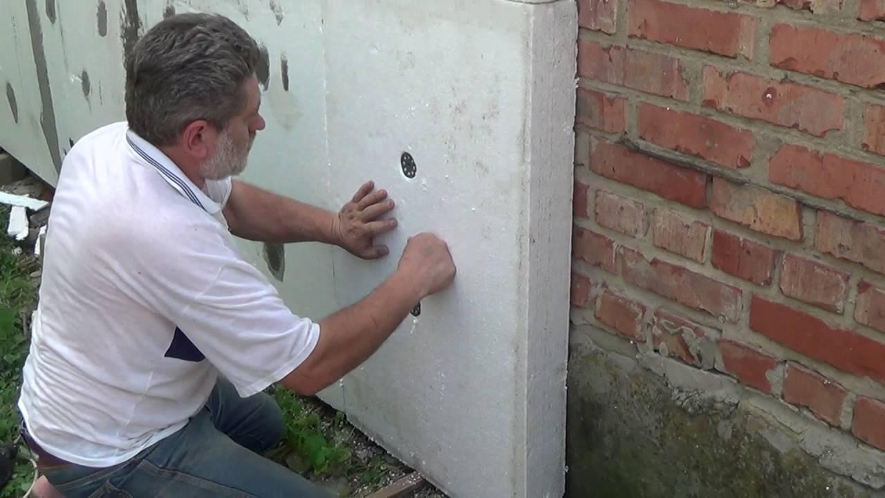 Утепление дома пенопластом: пошаговая инструкция, советы профессионалов