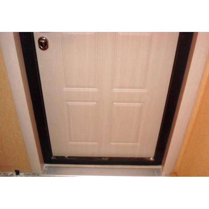 Отделка дверных проемов мдф панелями