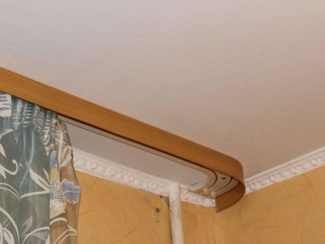 Как прикрепить потолочный карниз к потолку - только ремонт своими руками в квартире: фото, видео, инструкции