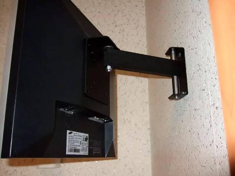 Установка телевизора на стену: пошаговая инструкция
