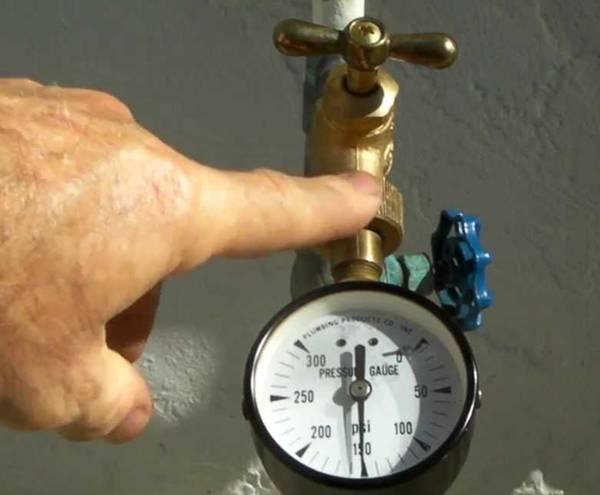 Давление воды в городском водопроводе - всё о сантехнике
