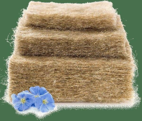 Льняной утеплитель: безопасная и экологичная теплоизоляция изо льна, виды экологических теплоизоляционных материалов и особенности натуральной «эко» изоляции