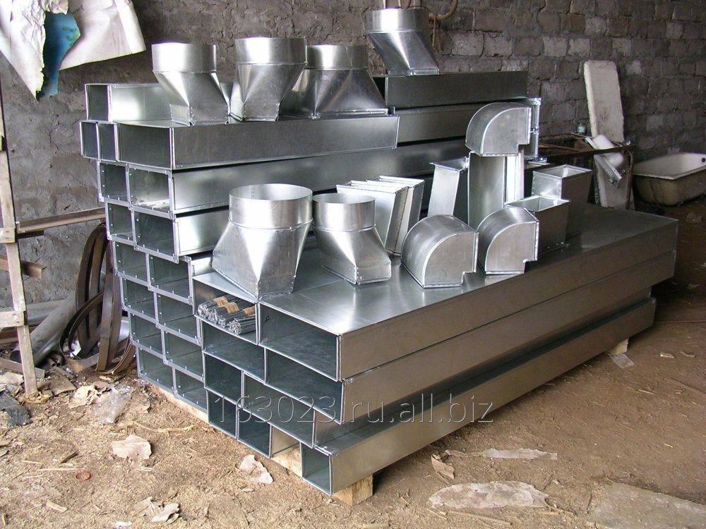 Воздуховоды для вентиляции их разновидности и правила монтажа