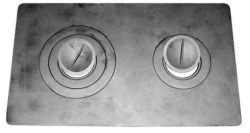 Чугунные плиты для печи: что нужно знать при постройке печи
