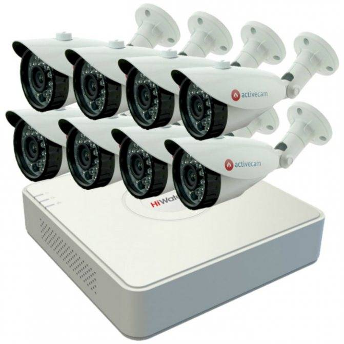Как выбрать ip-камеру для уличного видеонаблюдения
