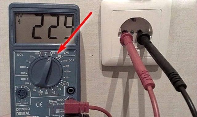 Как измерить силу тока мультиметром - строительство и ремонт