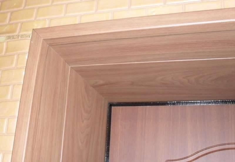 Как делать откосы на дверях из мдф? - домашний уют от agrostroy2.ru
