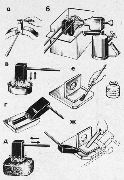 Как паять провода - способы и рекомендации
