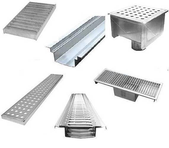 Водоотводные лотки из бетона: плюсы и минусы, виды, технические характеристики, особенности монтажа