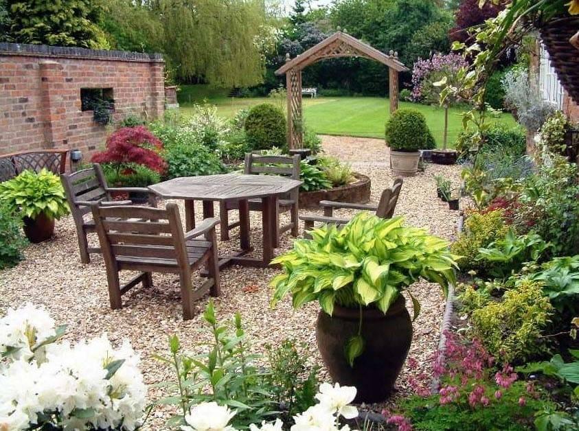 Как красиво и грамотно оформить дачный участок: советы опытных садоводов