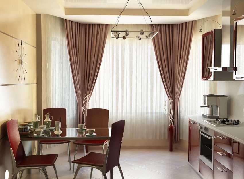 Современные шторы на кухню (94 фото): какие стильные кухонные шторы сейчас в моде? красивые модные модели в стиле классика и другие варианты дизайна
