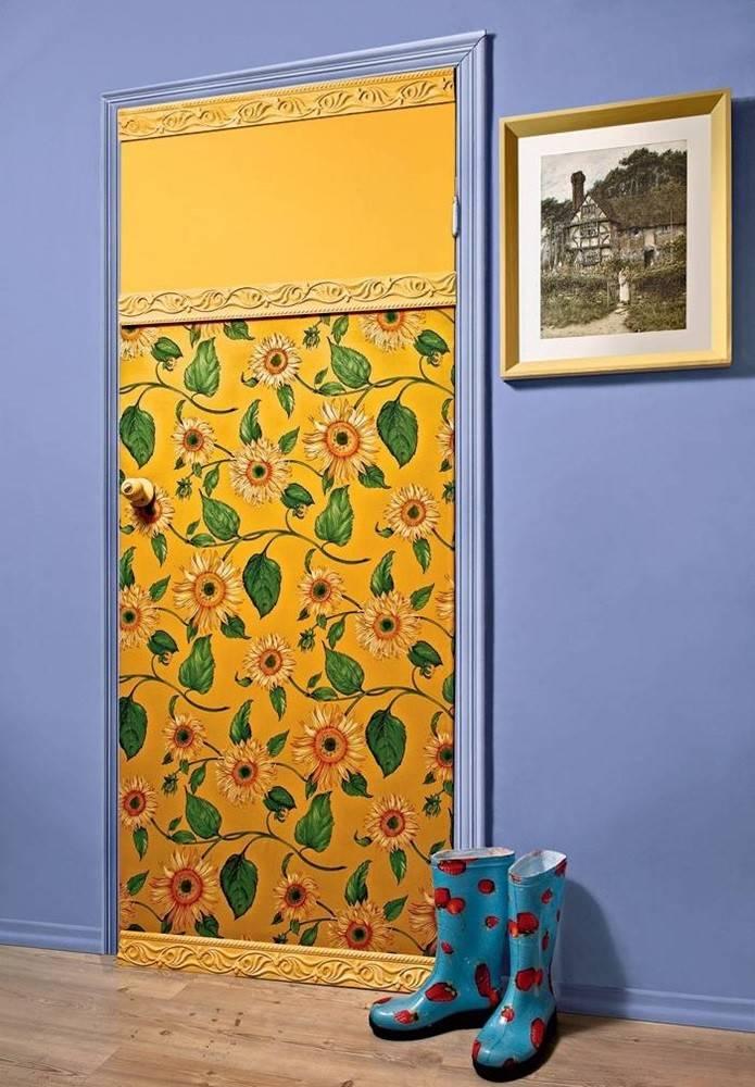 Шпонированные двери: секреты успешной реставрации