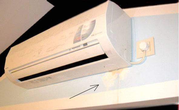 Течет вода из газового котла: что делать если потек отопительный котел
