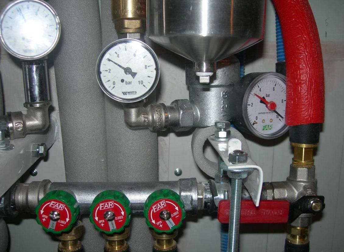 Регулировка системы отопления частного дома   всё об отоплении