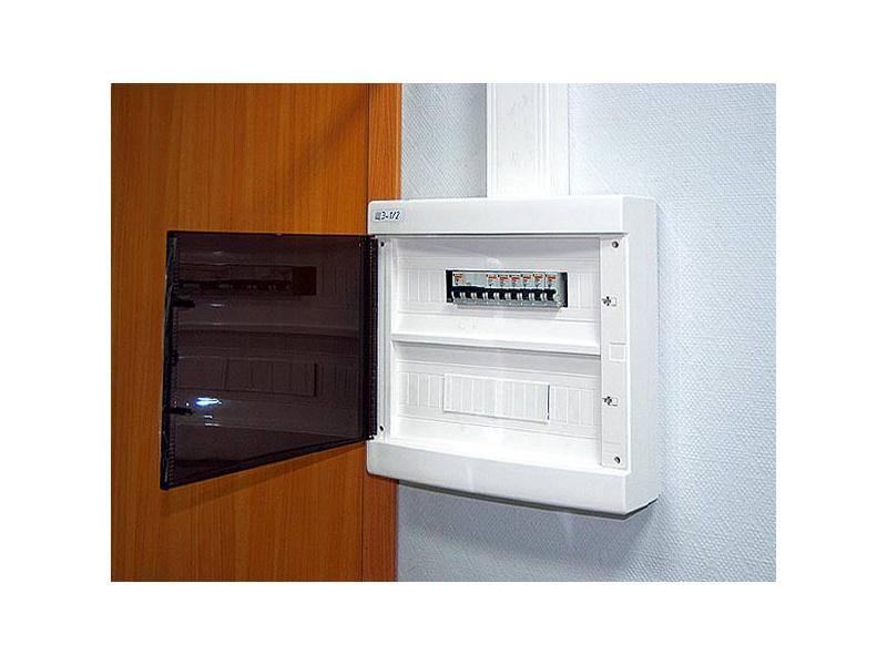 Выбор и монтаж ящика для автоматических выключателей, счетчиков и узо