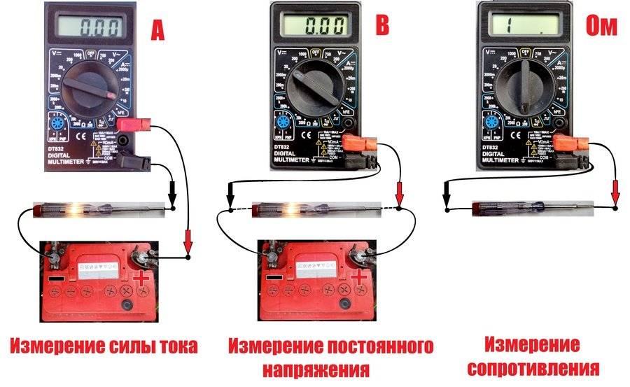 Как вольтметром измерить силу тока - moy-instrument.ru - обзор инструмента и техники