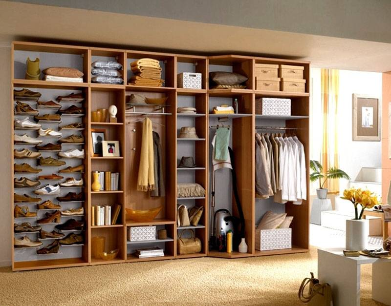 Современный дизайн шкафов-купе в прихожую. идеи + 95 фото