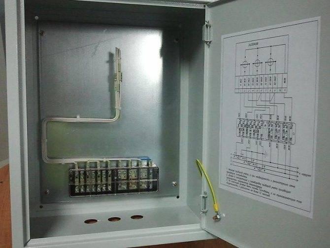 Семипроводная схема подключения счетчика через трансформаторы тока - мастер фломастер