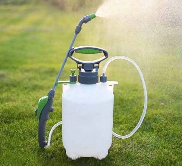 17 лучших садовых опрыскивателей - рейтинг 2021