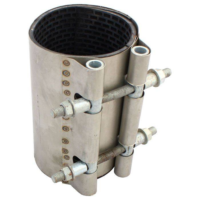 Как использовать хомут ремонтный для труб водоснабжения – варианты и способы