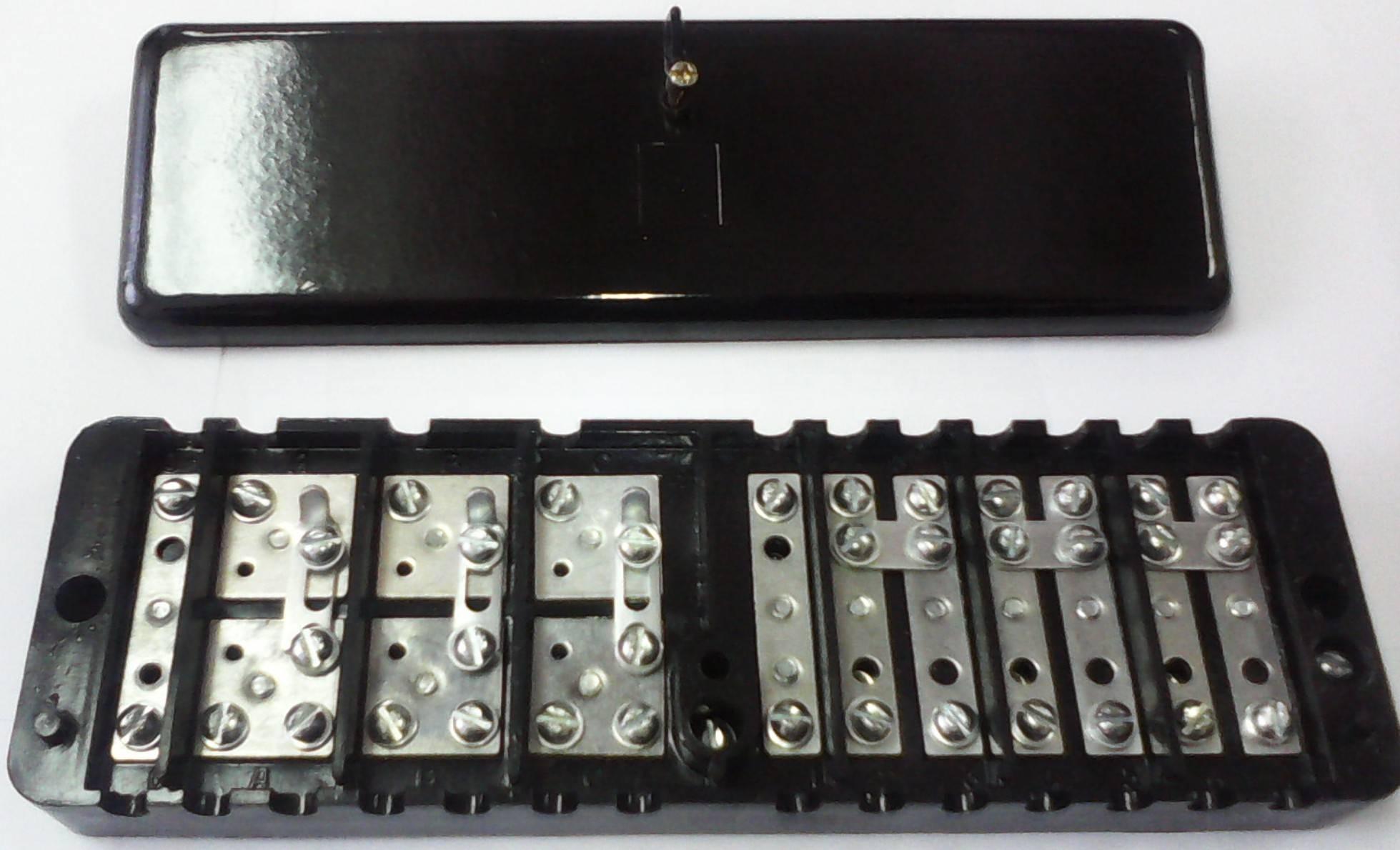 Схема подключения и разновидности испытательных коробок - стройка