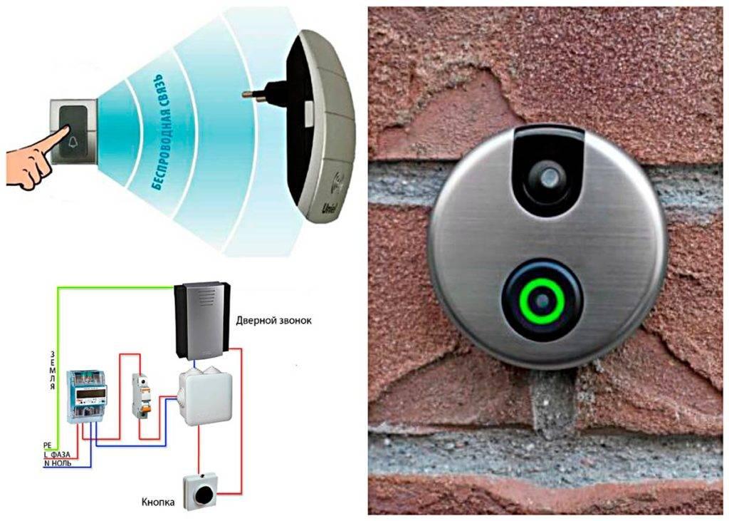 Уличный беспроводной звонок для дачи: морозостойкие дверные звонки для частного дома, с двумя динамиками и антивандальные, водонепроницаемые и другие