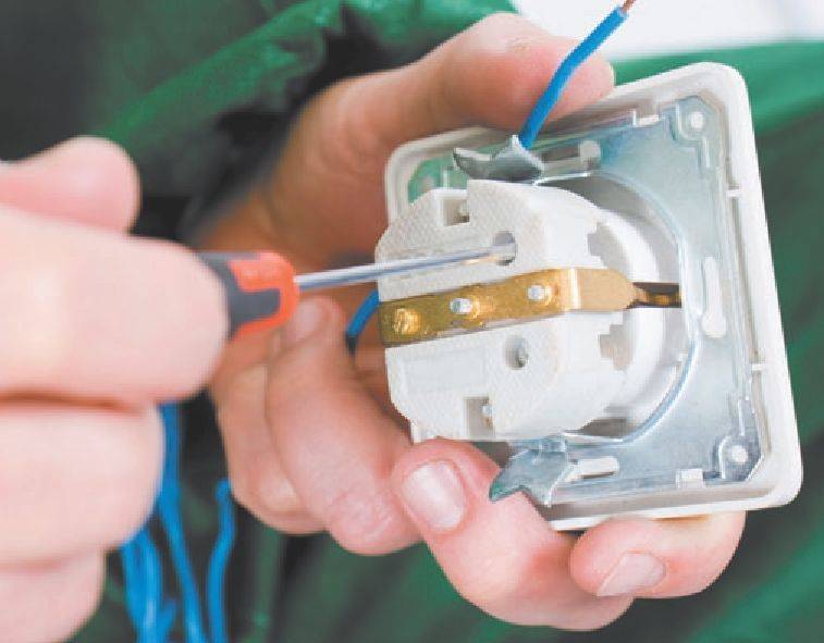Выполняем подключение интернет розетки rg 45, инструкция с видео