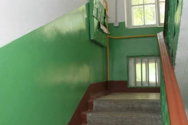 Почему в ссср подъезды красили в зеленый и синий: выясняем истинные причины