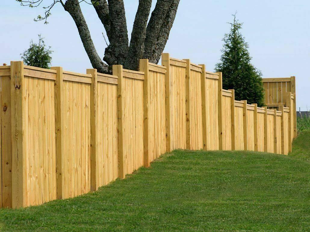Деревянный забор: простая и подробная инструкция установки и оформления забора (125 фото-идей)