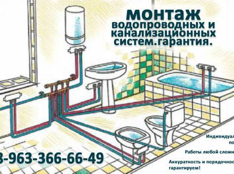 Система канализации в многоквартирном доме: методы и - учебник сантехника