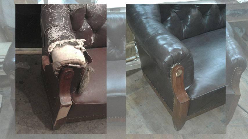 Пошаговая инструкция по обивке мебели своими руками