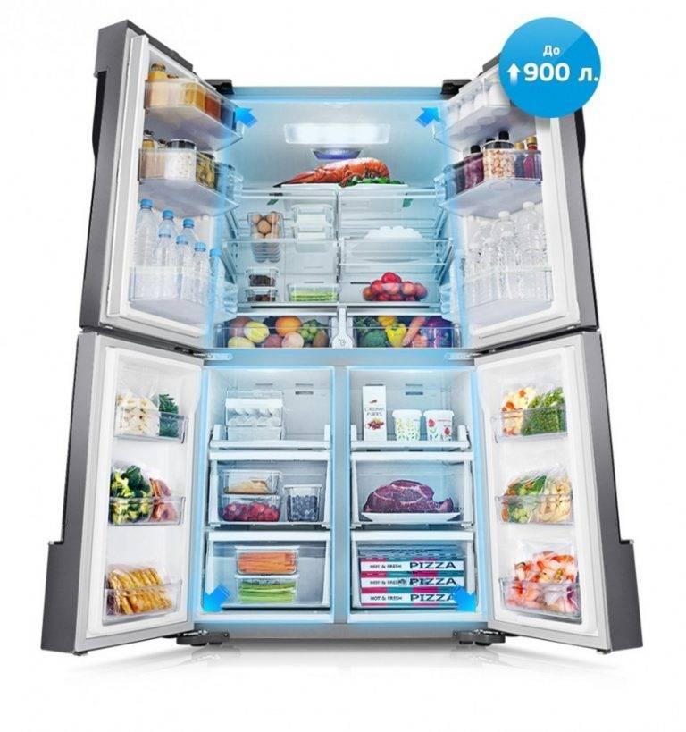 10 лучших двухдверных холодильники side by side: рейтинг по качеству и цене