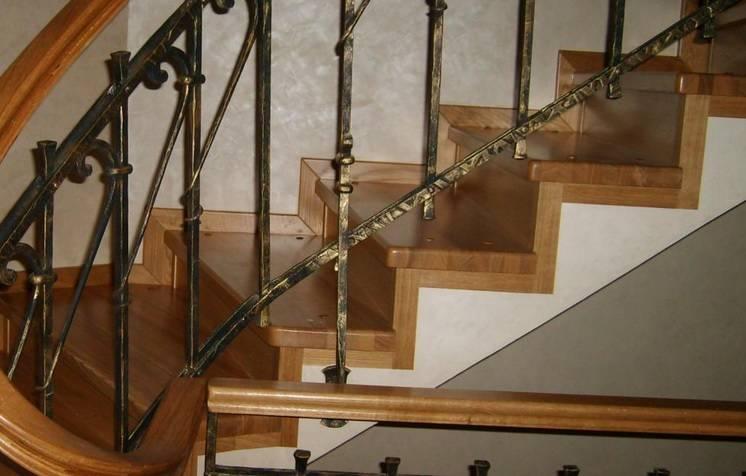 Отделка бетонной лестницы в частном доме: чем отделать, варианты