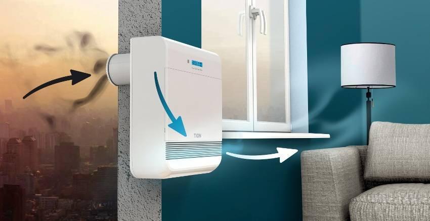 Плохая вентиляция квартиры. что делать?