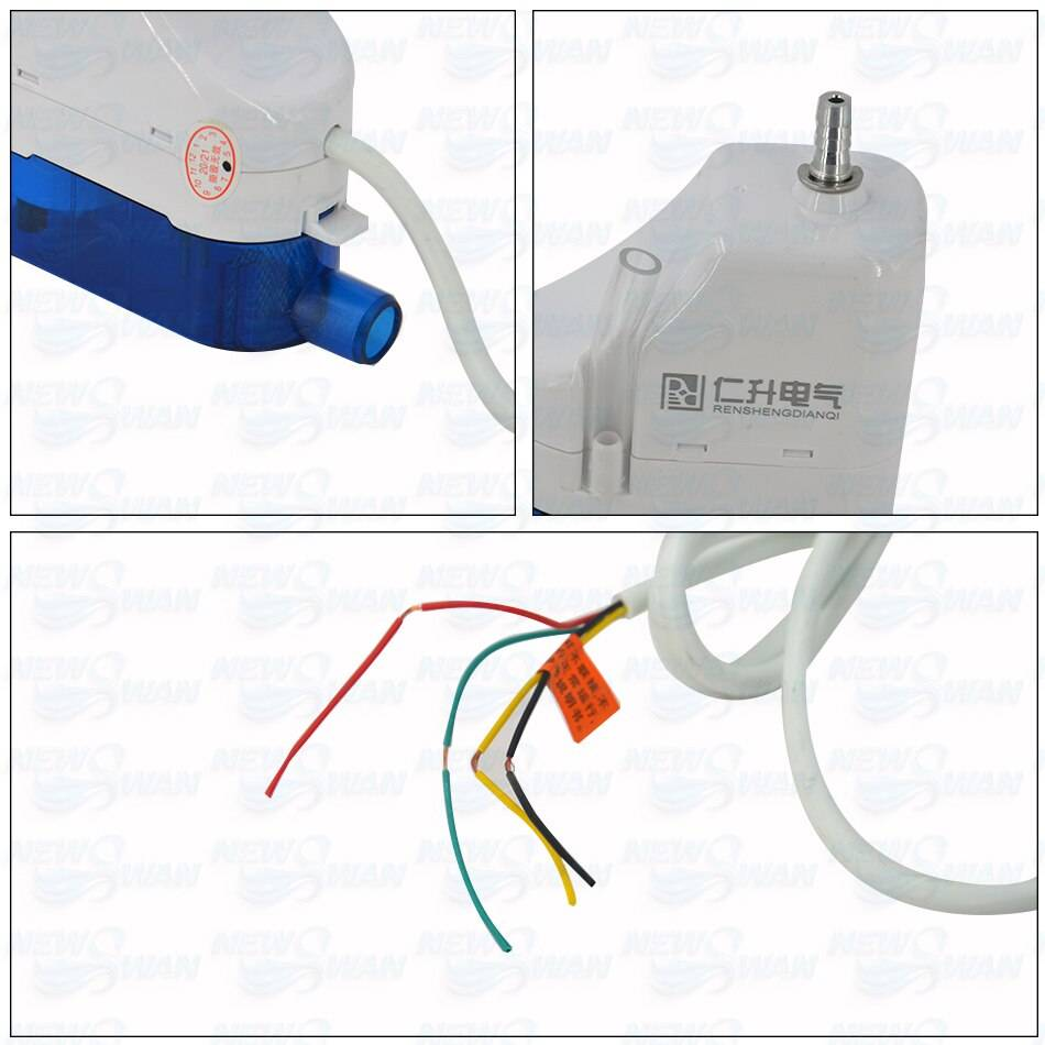Помпа для кондиционера: как установить дренажный насос, виды устройств