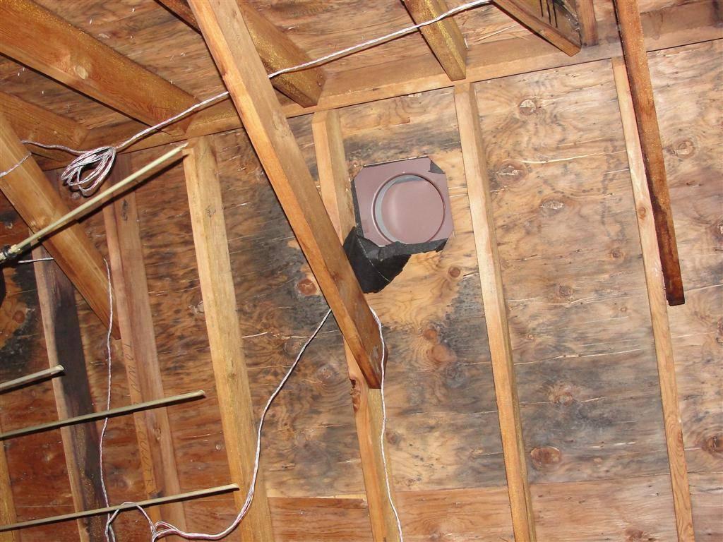 Вентиляция подполья в деревянном доме