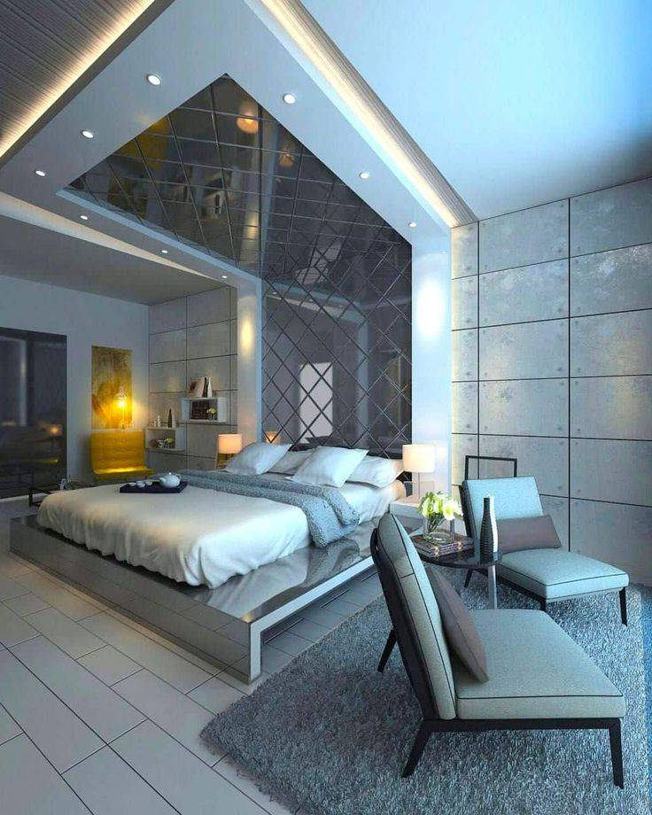 Спальня в современном стиле - 100 фото лучших новинок дизайна спальни