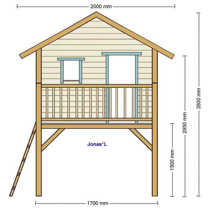 Как сделать детский домик своими руками: из дерева и других материалов. чертежи с размерами   (80 фото идей & видео)