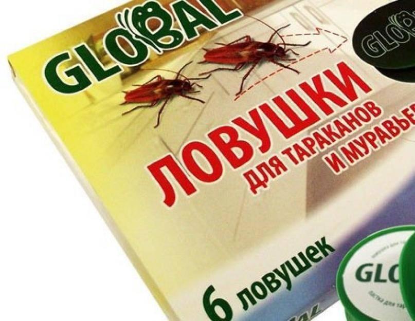 Обзор лучших средств от тараканов 2021 года