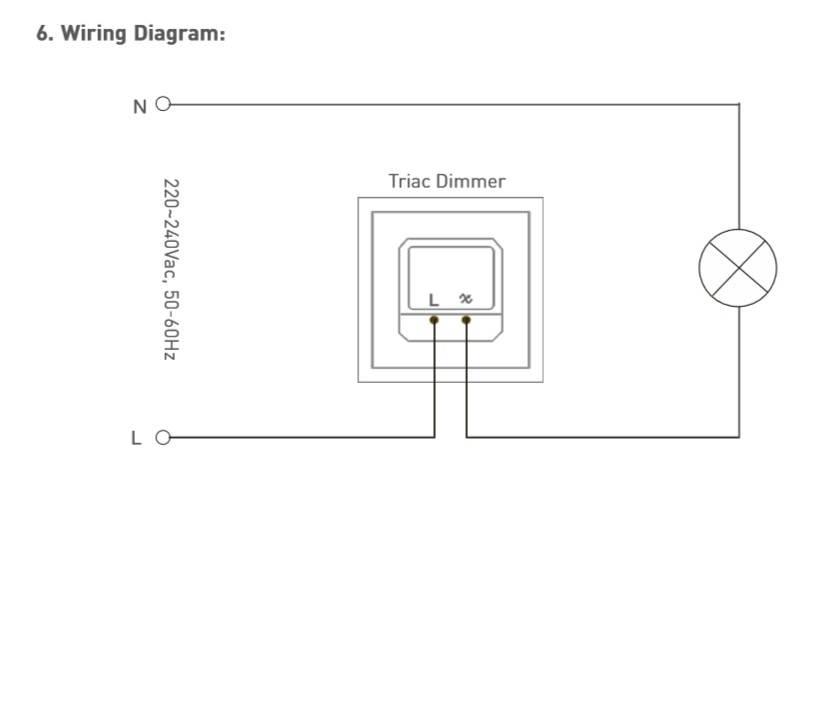 Электрическая принципиальная схема диммера - tokzamer.ru