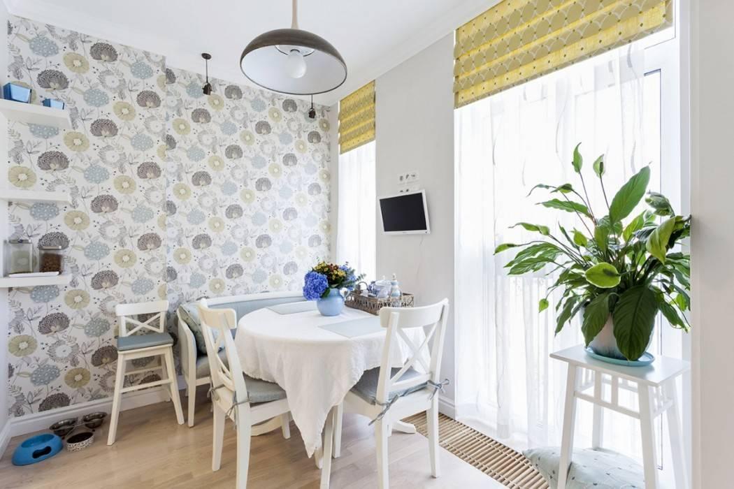 Обои для кухни (121 фото): выбор обоев с учетом дизайна интерьера. красивые, современные и модные варианты