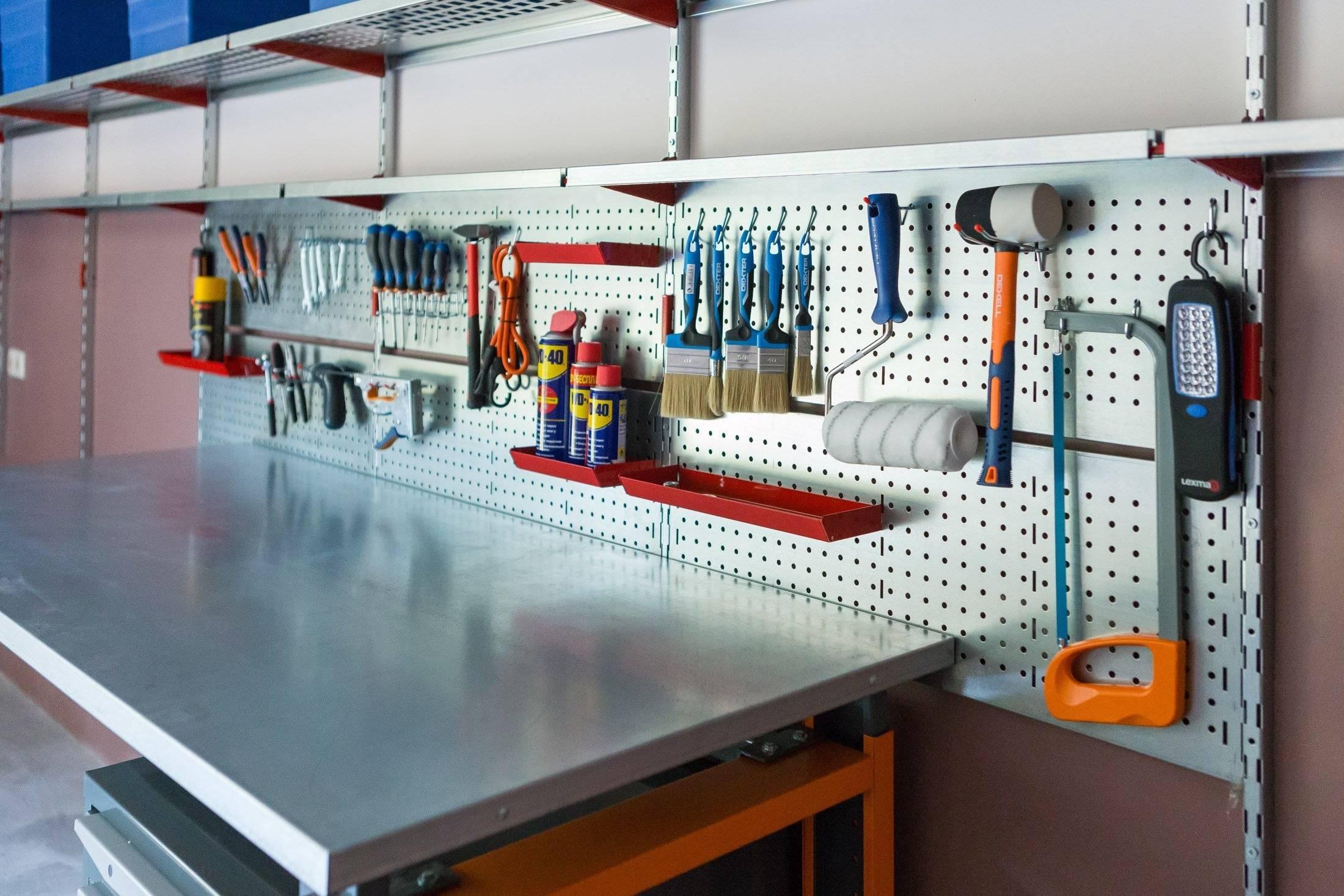 Как обустроить гараж своими руками — лучшие решения чтоб реализовать свою идею в реальность! (фото и видео)