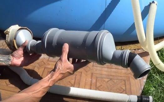 Как сделать пылесос для чистки бассейна своими руками, самодельный водный пылесос, видео | t0p.info