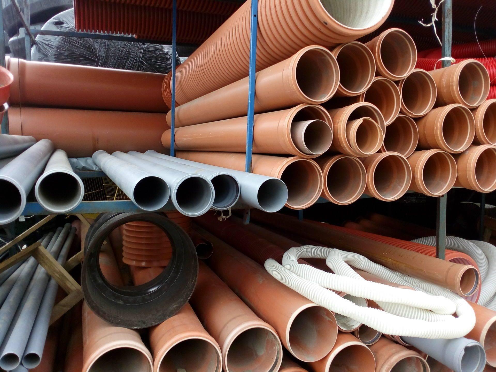 Канализационные трубы пвх для внутренней канализации размеры   все о септиках