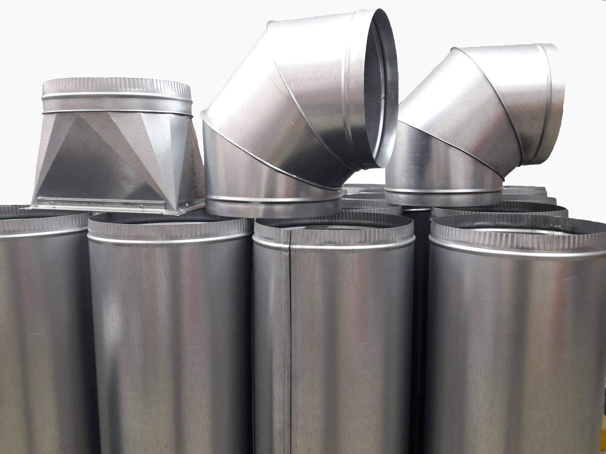 Производство воздуховодов для вентиляции в москве