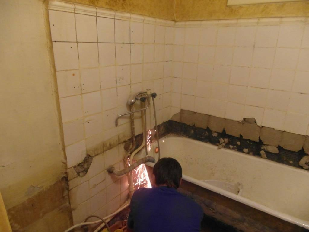 Ремонт ванной комнаты своими руками — 90 фото основных этапов строительства, ремонта и восстановления ванной комнаты