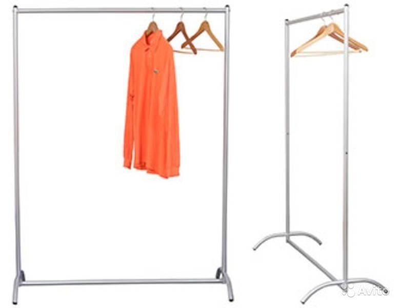 Плечики для одежды, возможные размеры и материалы изготовления