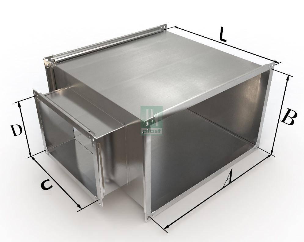 Воздуховоды изоцинкованной стали: размеры, гост, диаметр и монтаж своими руками круглых и прямоугольных труб