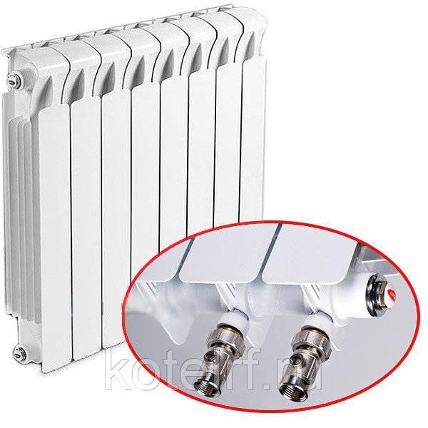 Какое подключение радиаторов отопления лучше   всё об отоплении
